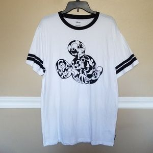 Mickey Mouse x Jon Burgerman Tee